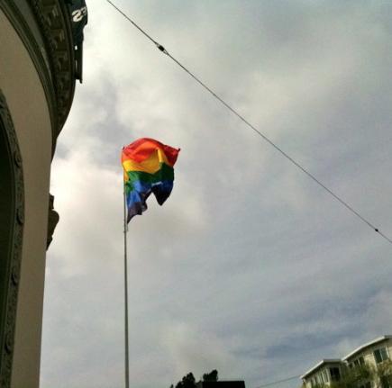 Castro Flag