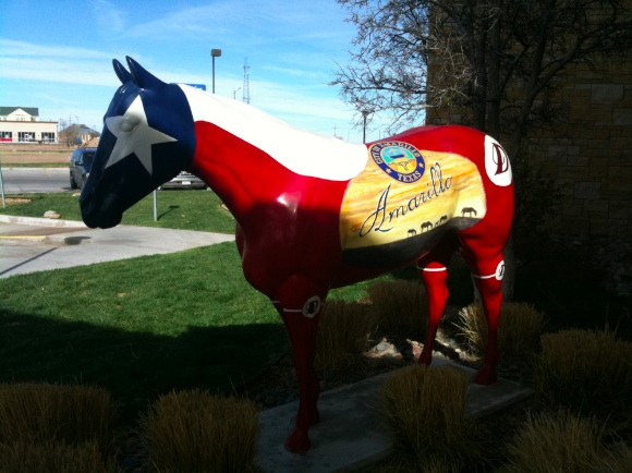 The Lone Star Horse