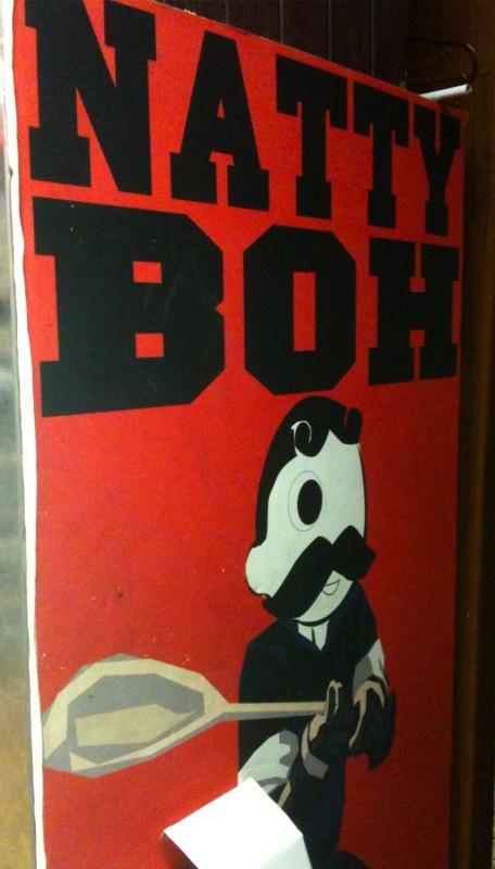 Natty Boh poster