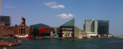 National Aquarium, Inner Harbor, Baltimore