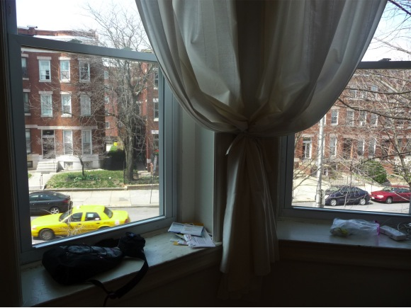 Big windowsills