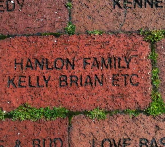 Dedication Brick